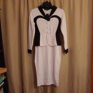Women's V-Neck dress
